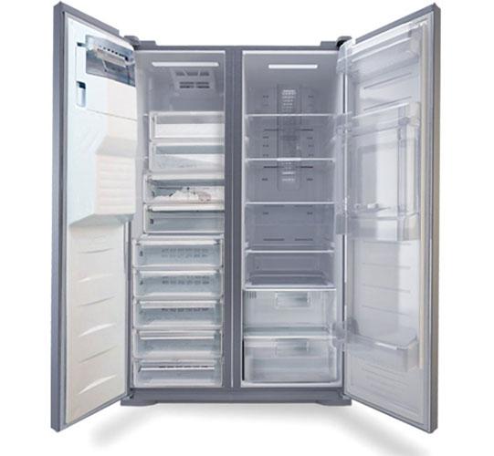 یخچال فریزر الکترواستیل es23