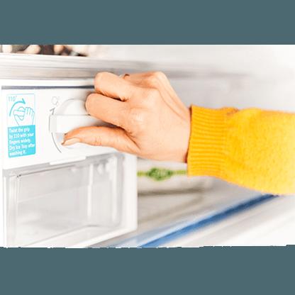 یخساز دستی یخچال دیپوینت t7