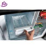 یخچال و فریزر ساید بای ساید پاکشوما مدل P190