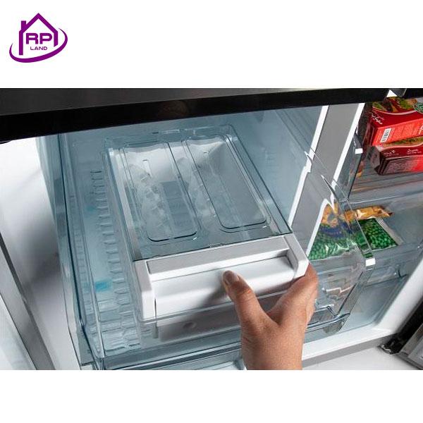 یخچال و فریزر ساید بای ساید پاکشوما مدل P190 (17 فوت)