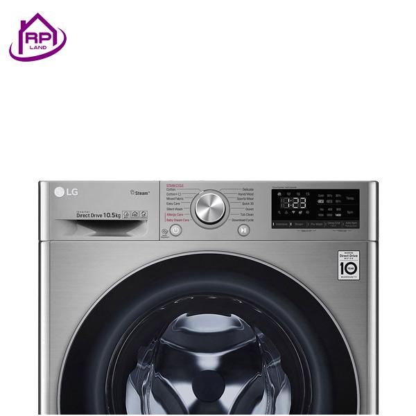 ماشین لباسشویی ال جی 9 کیلویی مدل 4v5
