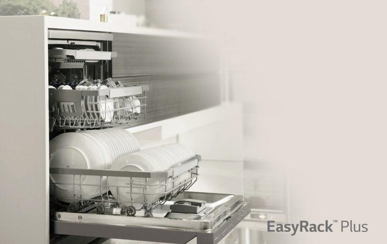 راهنمای استفاده از ماشین ظرفشویی ال جی مدل 512